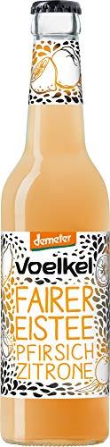 Voelkel Bio Fairer Eistee Pfirsich Zitrone (2 x 330 ml)