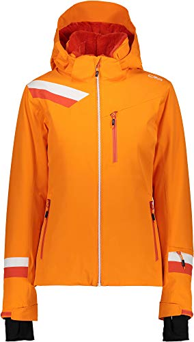 CMP Damen Skijacke Jacke, Orange, 44