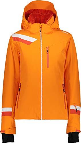 CMP Damen Skijacke Jacke, Orange, 36