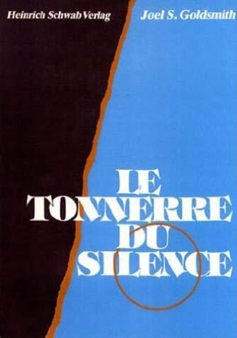 Le tonnerre du silence