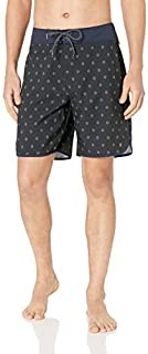 Quiksilver Waterman Men's Odysea Manoa 19 Boardshort Swim Trunk Parisian Night 32 [並行輸入品]