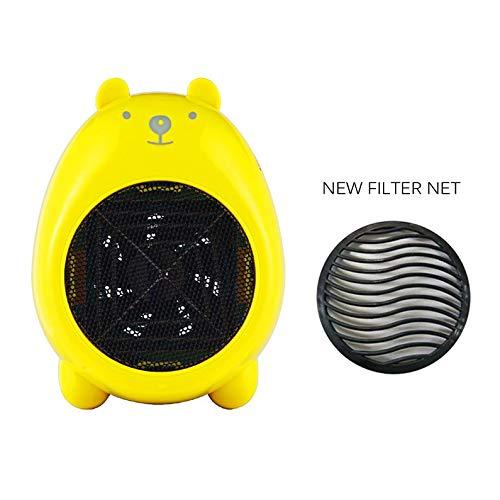 Appearancees Wonder Warm Mini Heaters Remote Control Office Home Heater Heater Fan Heater