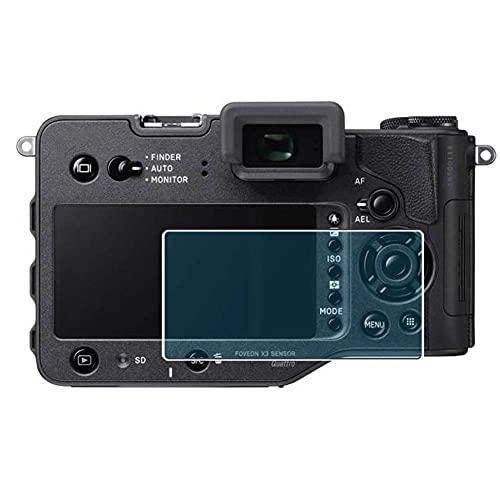 Vaxson 3-Pack Anti Luce Blu TPU Pellicola Protettiva, compatibile con Sigma sd Quattro, Screen Protector Film [ Non Vetro Temperato ]