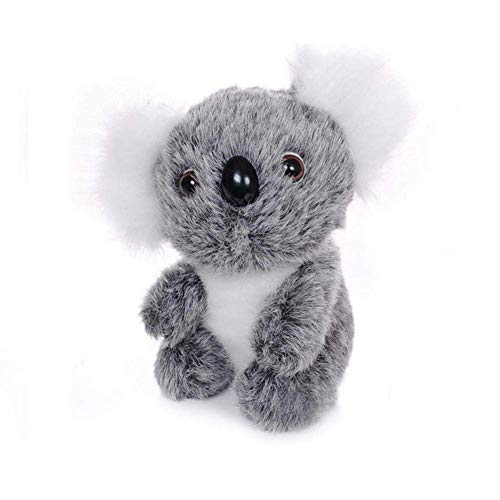FORUMALL Plush Doll for Kids Cute Koala Bear Cushion Plush Toy Stuffed Koala