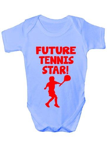 Künftige Sport Tennis-Star Baby Baby gift