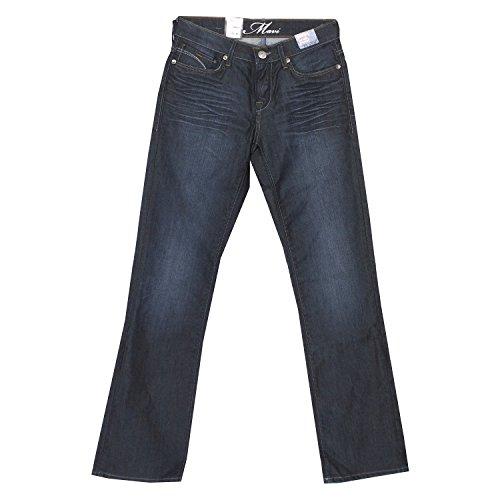 Mavi, Mona, Damen Damen Jeans Hose Denim Mid-Blue W 31 L 34 [16744]