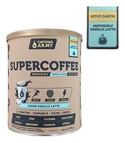 SuperCoffee 220g Vanilla Latte