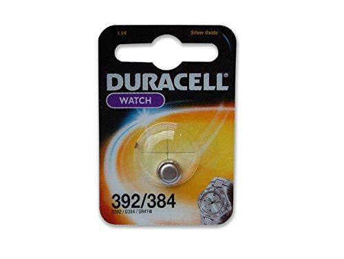 Duracell Uhrenbatterie SR41 1er Pack