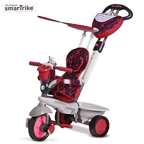 SMARTRIKE- Smart Trike-1590500-Tricycle-Dream Rouge, 8735
