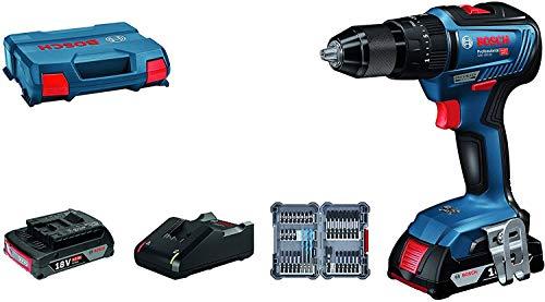 Bosch Professional 18V System Taladro percutor a batería GS