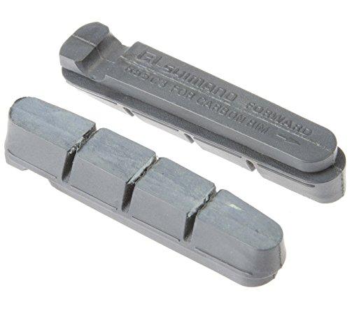 SHIMANO R55C3per Cartridge Scarpa Pastiglie Freno, Grigio, 2Coppia