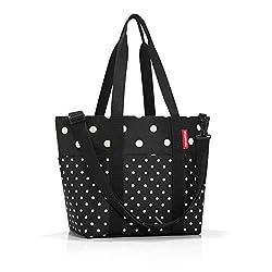 Mixed Dots Reisenthel coolerbag mixed dots Sport Duffel 45 cm 20 Black