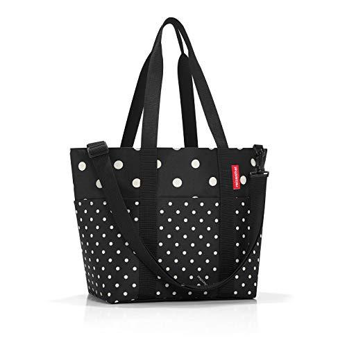 Reisenthel multibag Strandtasche, 50 cm, 15 Liter, Mixed Dots