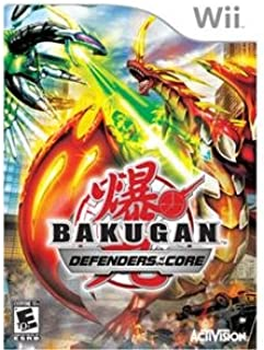 Bakugan 2: Defenders of the Core - Wii