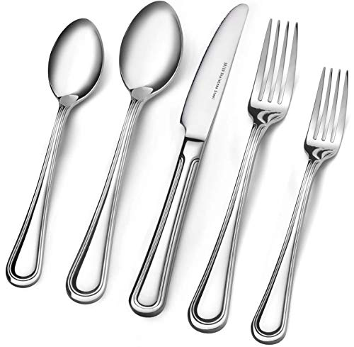 Best heavy stainless steel flatware