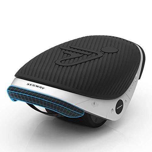 Segway-Ninebot Drift W1 Patines en línea Skate eléctrica, Unisex Adulto, Negro