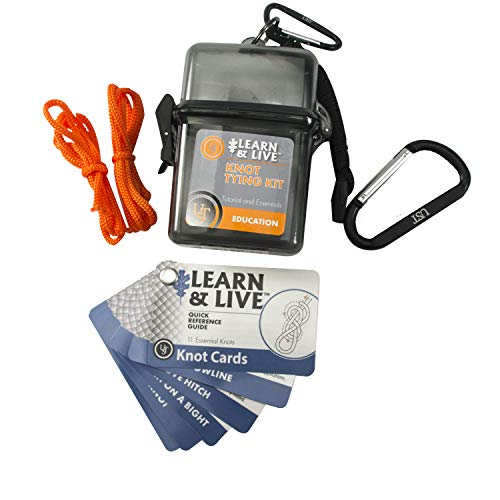 UST Learn & Live Educational Kit, Knot Tying