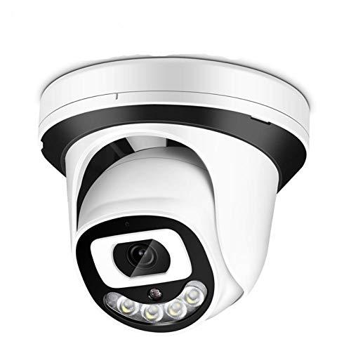 5MP IP cámara wifi ai alerta humana tarjetas sd slot infrarrojo noche wifi cámara IP Audio 1080P 3MP Doma Security CCTV Cámara Cámara IP inalámbrica Poe cámaras de seguridad sistemas de seguridad para