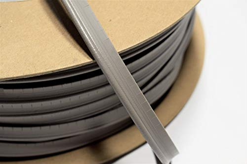 Gray Vinyl Welt Cord Piping Marine Auto Fabric Boat Upholstery