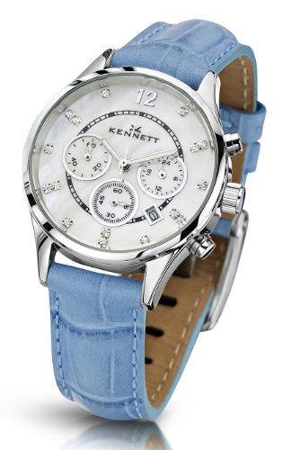 Kennett LWSAVWHSILBL Reloj de Damas