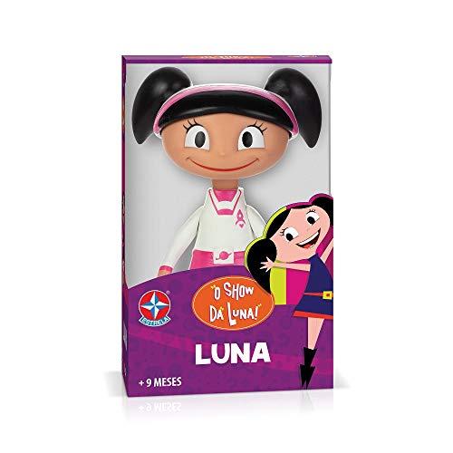 Boneca Luna Astronauta, O Show da Luna, Estrela