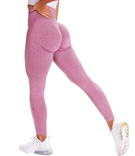 DUROFIT Legging Push up da Donna Fitness Yoga Pants Pantaloni...