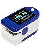 Lunasea Oxymètre de pouls SpO2 pour mesurer la saturation en oxygène dans le...