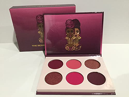 Juvia's Place The Berries Eyeshadow Palette