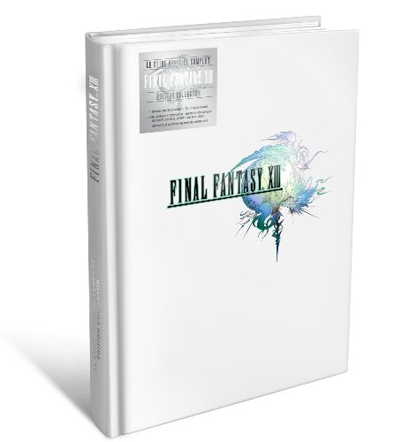 Guide Final Fantasy XIII - édition collector