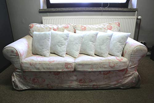 Warez Frizelina Lot de 6 coussins garnis en polyester 45 x 45 cm