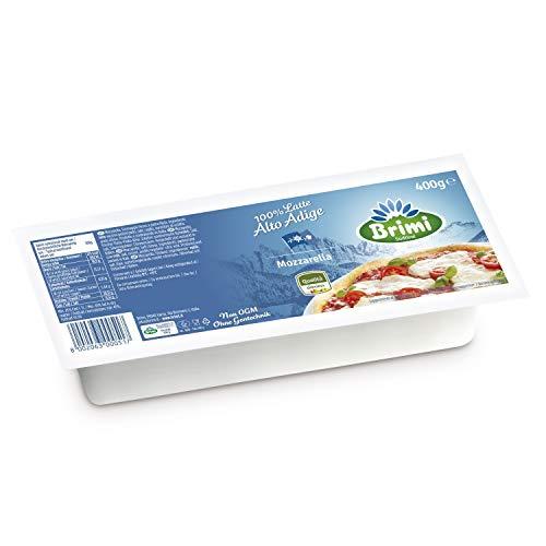 Mozzarella Filone 400 gr. - Brimi - Centro Latte Bressanone