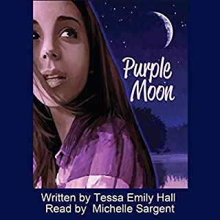 Purple Moon audiobook cover art
