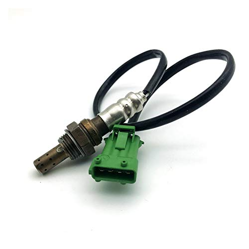 JIANGJIAMIN 96368765 O2 Oxygen Lambda Sensor Fit for Peugeot 1007 106 206 207 306 307 406 407 607 Partner Bipper Citroen Berlingo C2 C3 C4 C5 C6