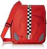 4everWithU Shandaar Tela 30 cms Mochila roja de la Escuela FZC # 201