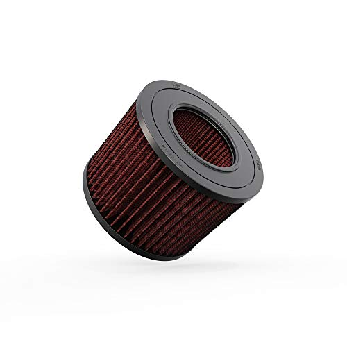 K&N Engine Air Filter: High Performance, Premium, Washable, Replacement Filter: Fits 2011-2018 Audi (A6, A6 Quattro, A7, A7 Quattro) E-2987