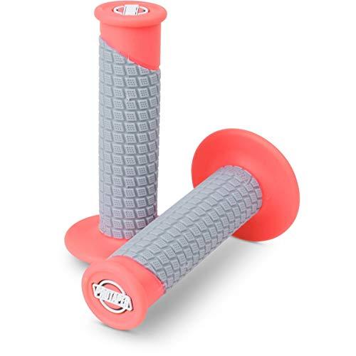 Pro Taper - Grip – Fixation – Oreiller – 2T & 4T – Gris W/rouge fluo.