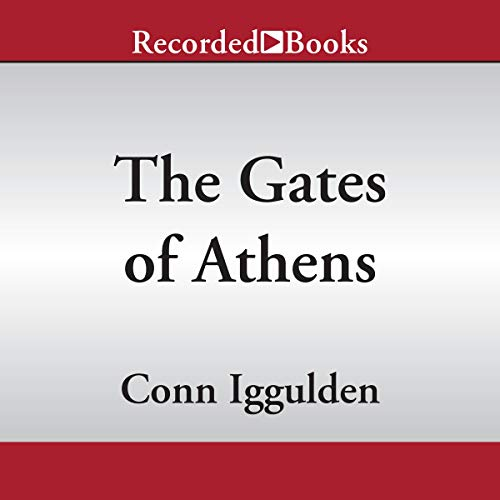 The Gates of Athens audiobook cover art