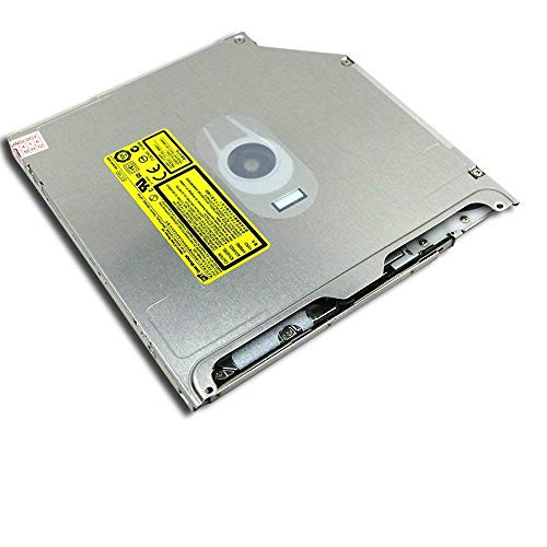 Hitachi-LG GS23N / GS31N / GS21N / GS41N / UJ868A Slim internal Slot Loading DVD Burner Superdrive For Macbook Pro 13' 15' Laptops with 9.5mm height SATA drive High Quality TB Replacement Optical Drive