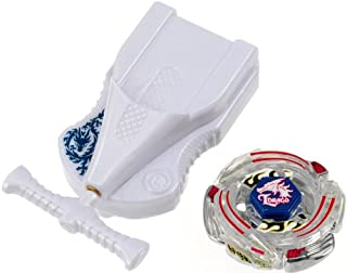 Takara Tomy Beyblades Japanese Metal Fusion Battle Top Starter #BB43 Lightning LDrago 100HF Includes String Launcher!