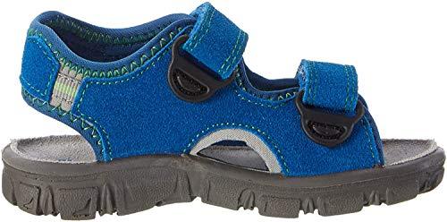 Richter Kinderschuhe Jungen Adventure Sandalen, Blau (Lagoon/Pacific/Rock), 30 EU