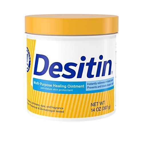 Desitin Multipurpose Baby Diaper Rash Ointment amp Skin Protectant with White Petrolatum 14 oz