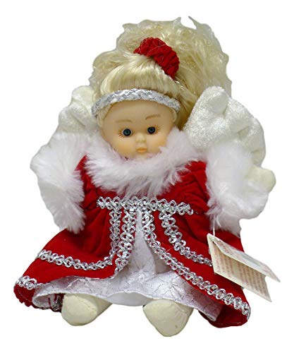 The ~ Original Bean Angel Collectables ' Christmas Love' 1999 Doll