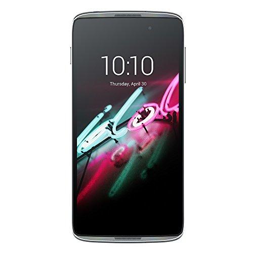 ALCATEL OneTouch Idol 3 Global GSM Unlocked 4G LTE Smartphone, 4.7 HD IPS Display, 16GB - Gray