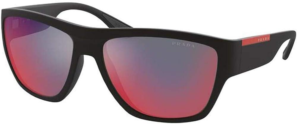 Prada ,occhiali da sole  linea rossa,per uomo PRADA LINEA ROSA SPS 08V