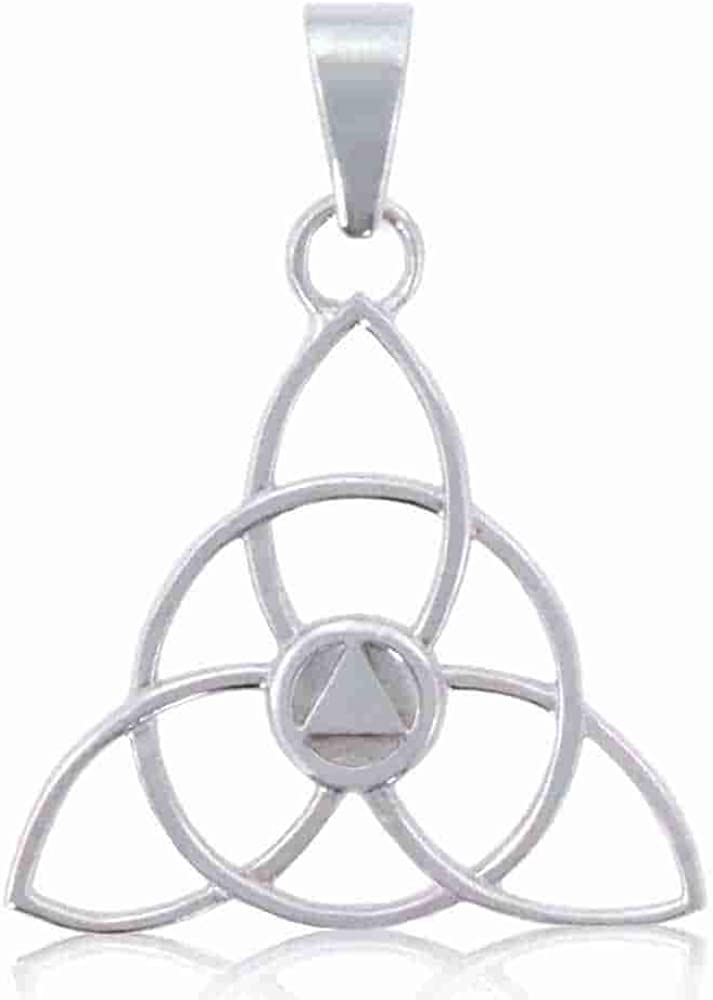 12 Step AA Celtic Alcoholics Our shop OFFers the best service Ranking TOP3 Symbol with Pendant Anonymous Unity