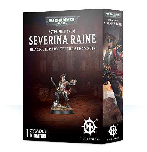Astra Militarum Severina Raine - Warhammer 40k Limited Edition