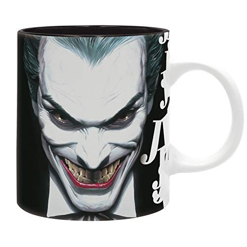 ABYstyle - DC Comics - Batman - Tasse - 320 ml - Joker Lächeln