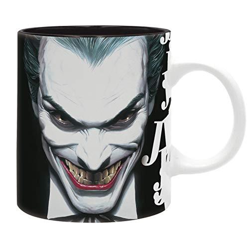 ABYstyle - DC Comics - Batman - Taza - 320 ml - Joker Sonrisa