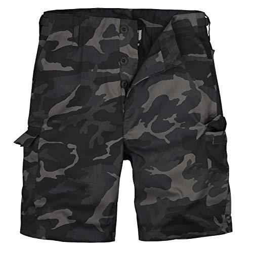 BW-ONLINE-SHOP Ranger Shorts darkcamo - 3XL