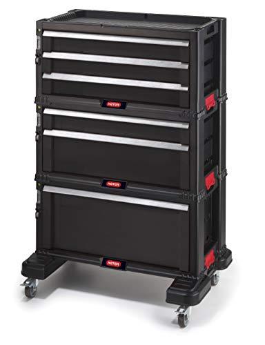 Werkstattwagen 'All Drawer' mit 6 Schubladen
